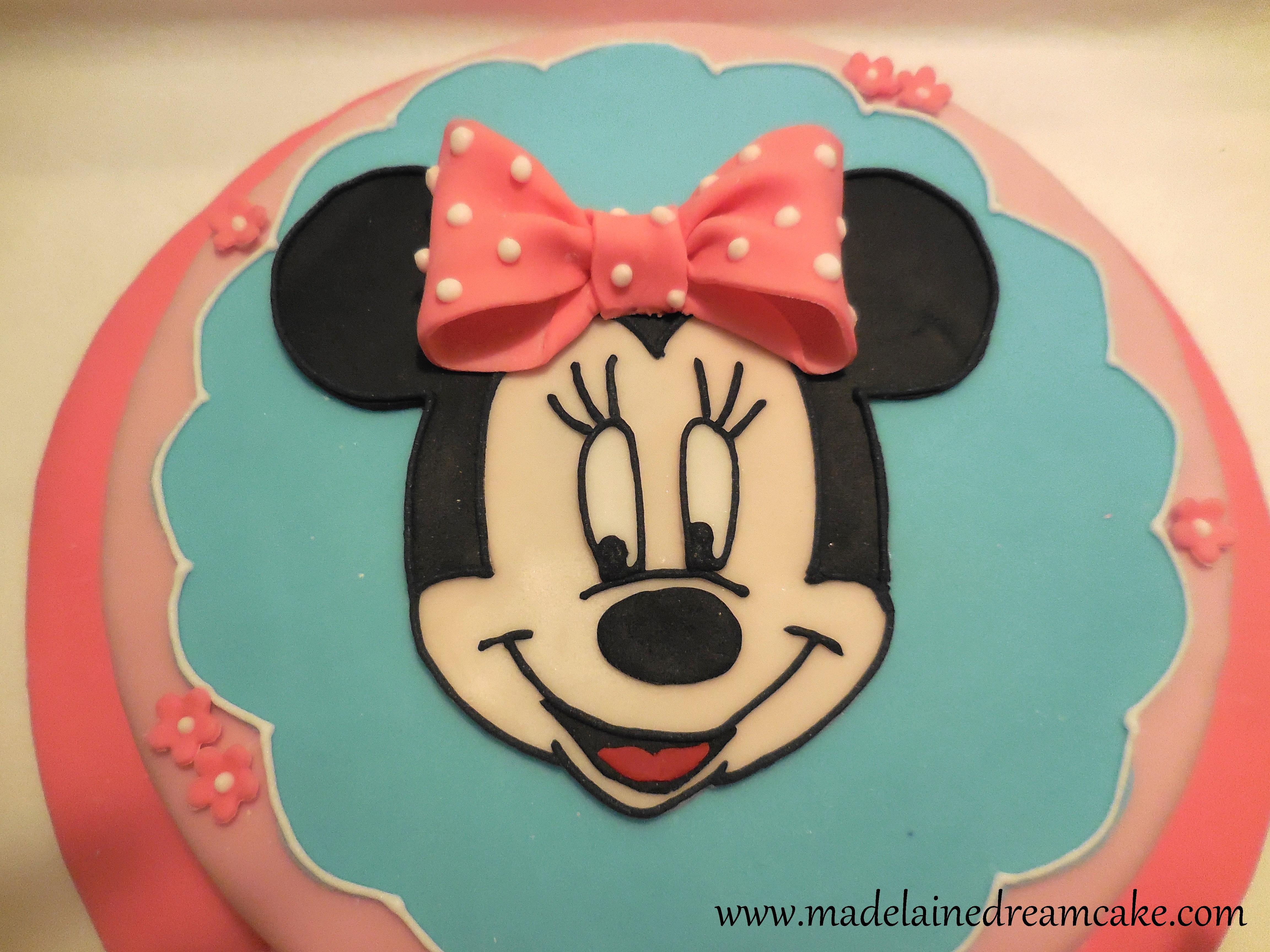 Mini Maus Torte  Madelainedreamcake