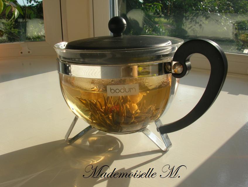 fleur à thé 3