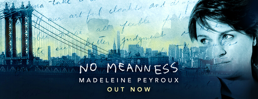 """Madeleine Peyroux - new single """"No Meanness"""" out now!"""
