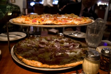 John's Pizzeria // 260 W. 44th Street New York, NY 10036