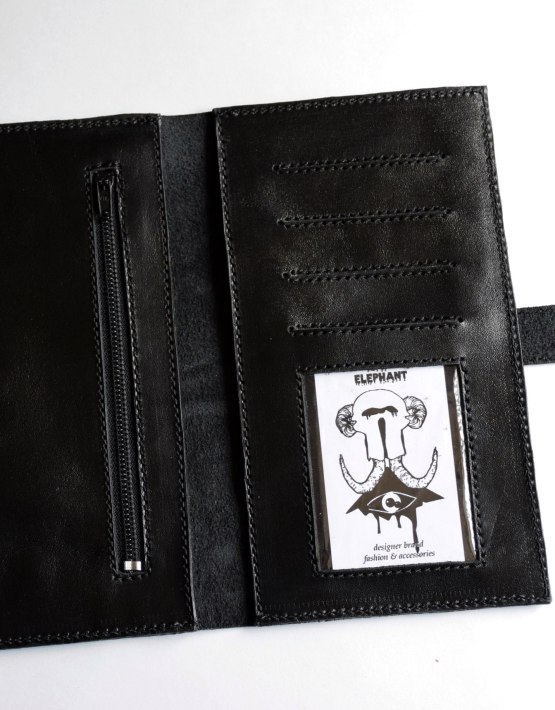 gothic ladies wallet