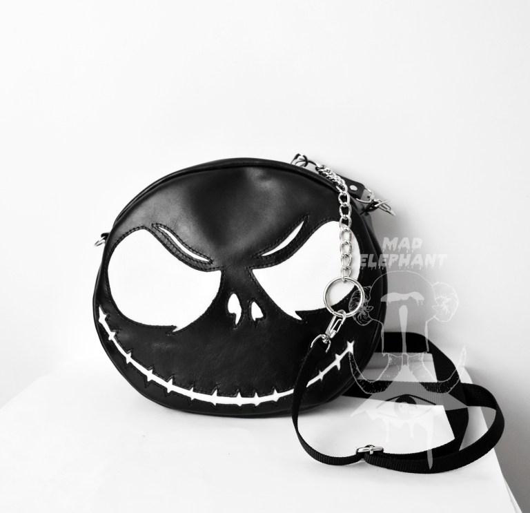 jack skellington bag