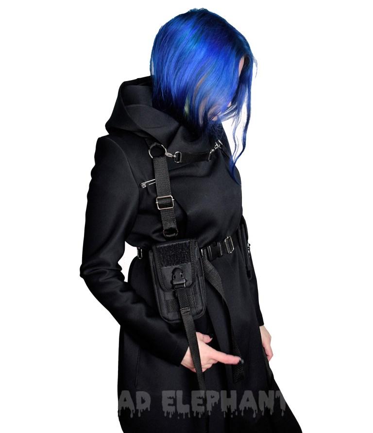 vest techwear
