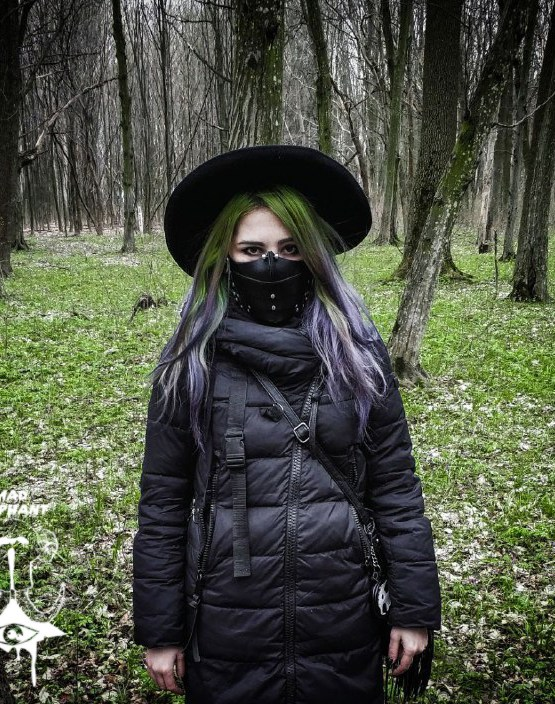 cyberpunk mask for face
