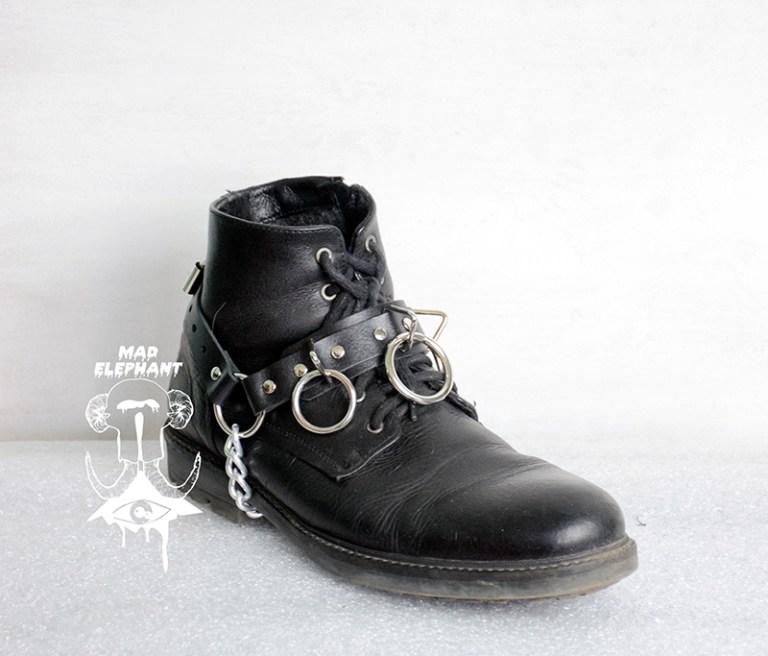 boot accessories straps