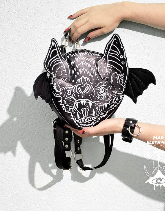 vampire bat backpack