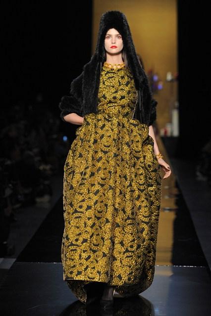 Jean Paul Gaultier haute couture 2015