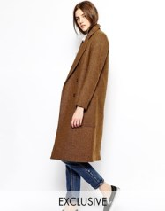 fall coats Hearts and Hands Hackney Overcoat