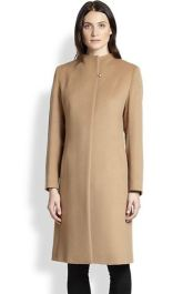 Cinzia Rocca Wool Walking Coat