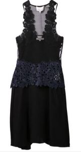 party dresses 3.1 Phillip Lim guipure lace dress