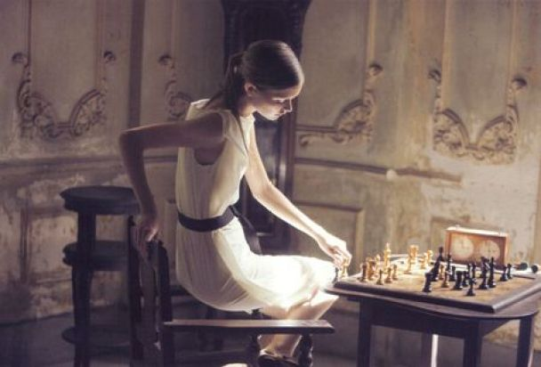 endgame MARIE CLAIRE ITALY Mathilde Frachon by David Bellemére