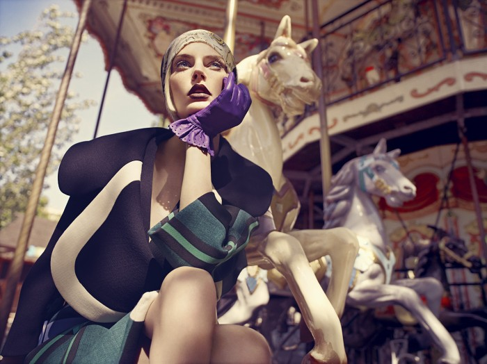carousel vogue portugal fashion