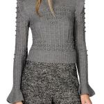 philosophy-grey-knit-top