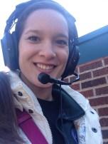 Camera operator for BTN Student U