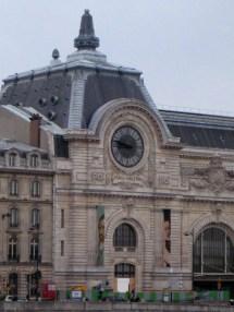 Mus De L Orangerie & Jardin Des Tuileries Paris