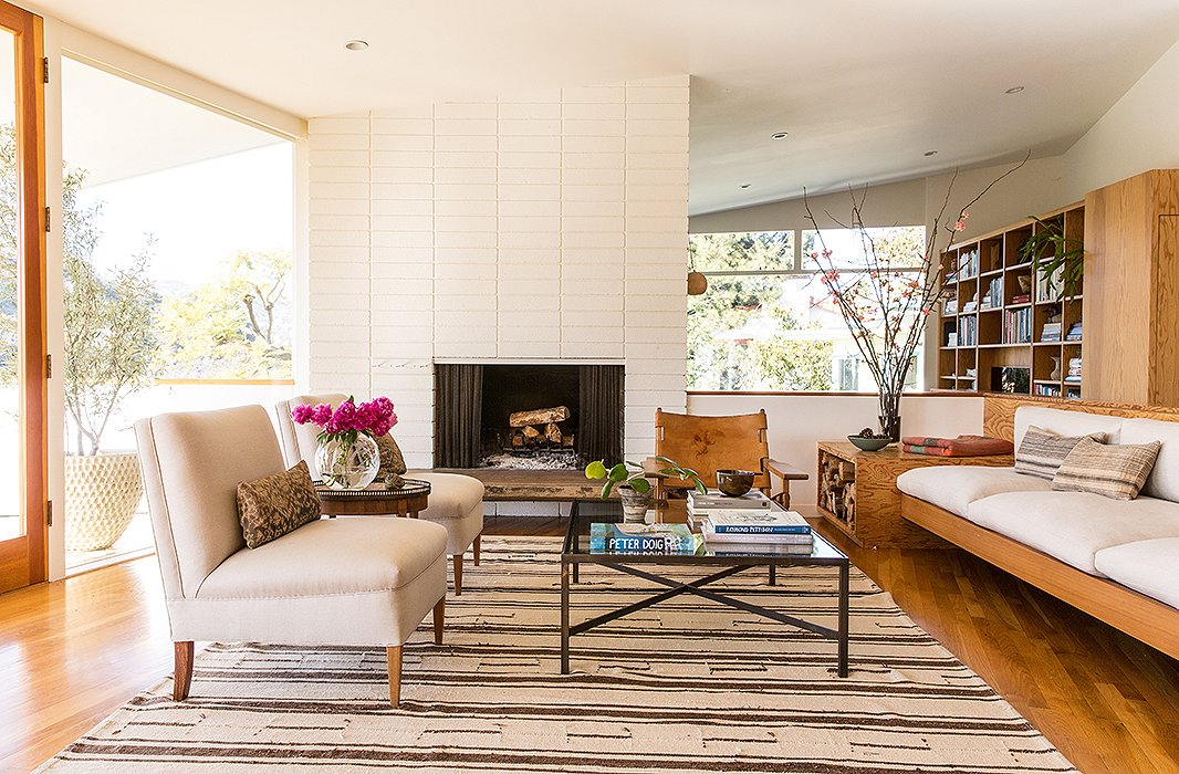 interiors : jessica de ruiter's california home
