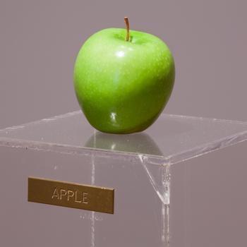 yoko_ono__apple__1966_apple__plexiglass__bronze_plaque-151856AD5D70DA3225E