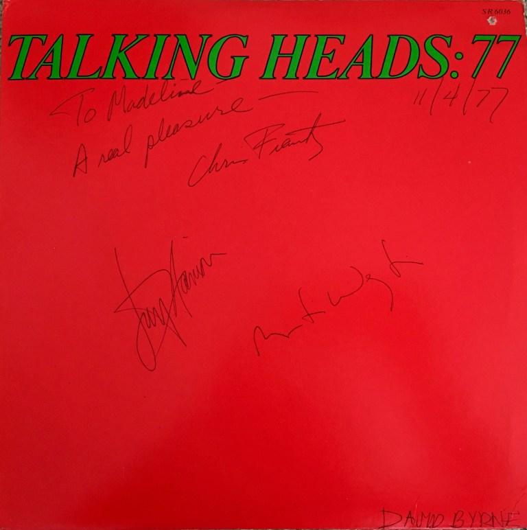 TalkingHeads77Autographed