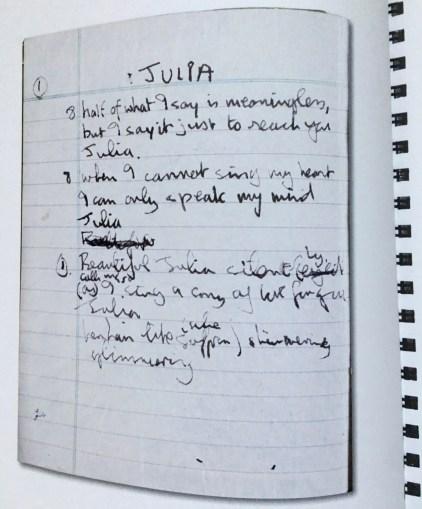 JuliaLyrics