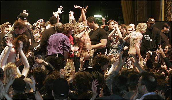 StoogesNYC2007