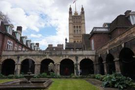 The Gardens in Westminster Abbey