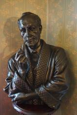 Sherlock bust