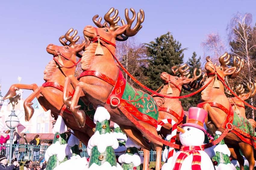 Noël à Disneyland Paris 25