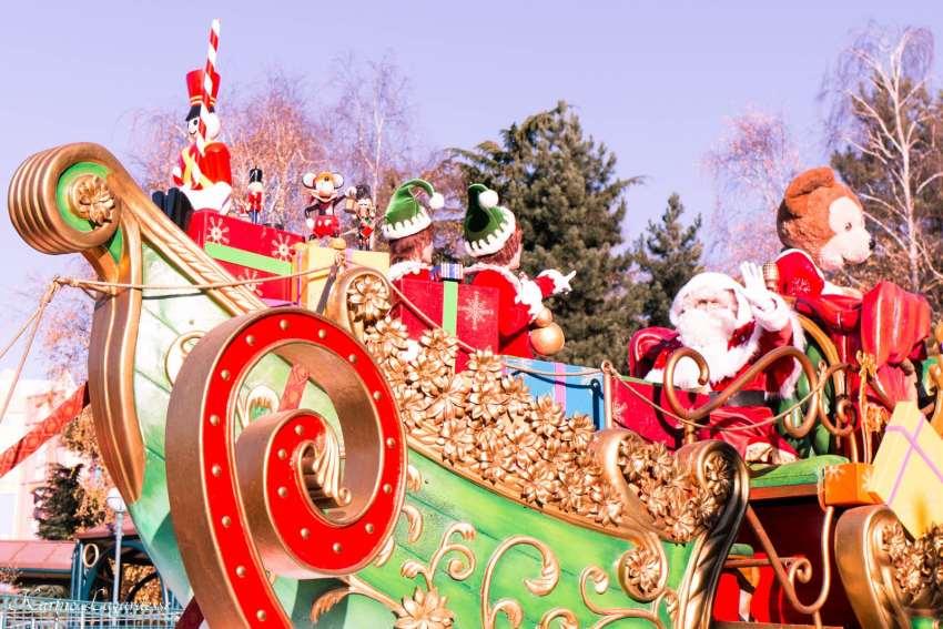 Noël à Disneyland Paris 26