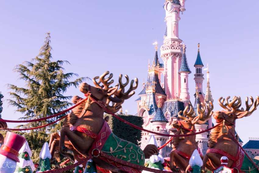 Noël à Disneyland Paris 28