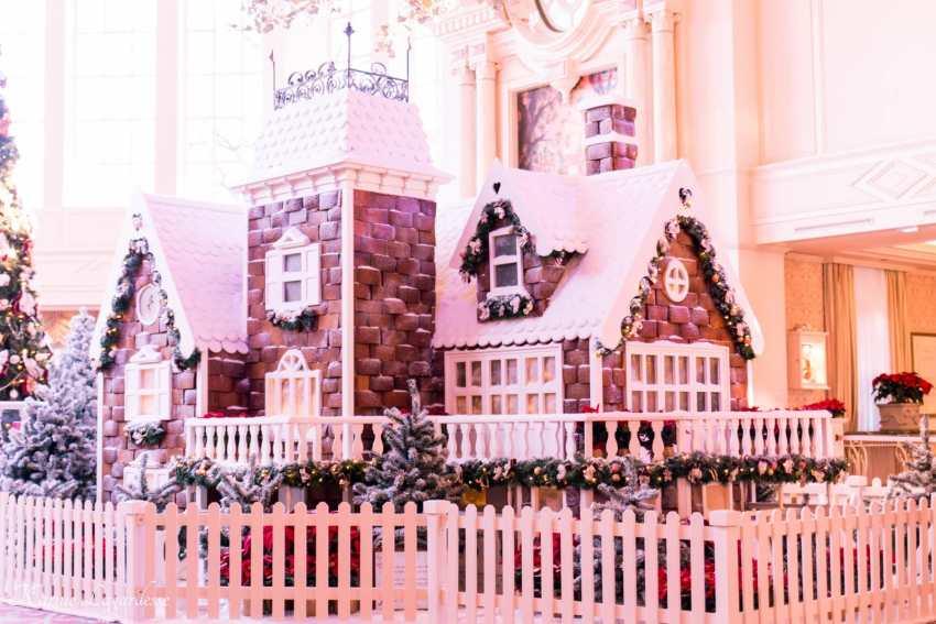 Noël à Disneyland Paris 14