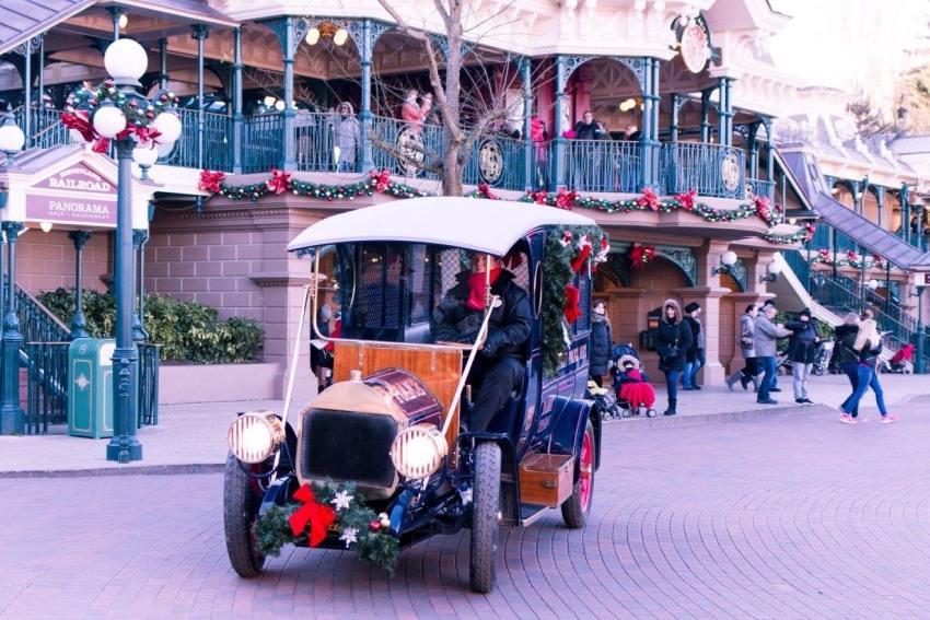 Noël à Disneyland Paris 21