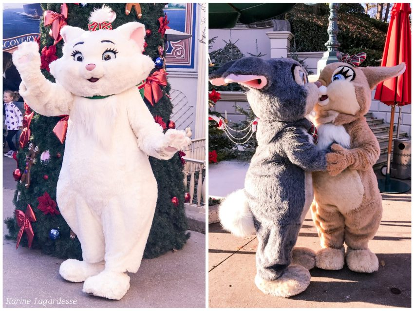 Noël à Disneyland Paris 35