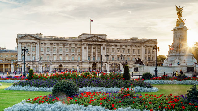 Buckingham Palace - Londres- Blog Made Me Happy