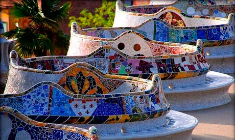 Parc Guell - Barcelone - Blog Made me Happy