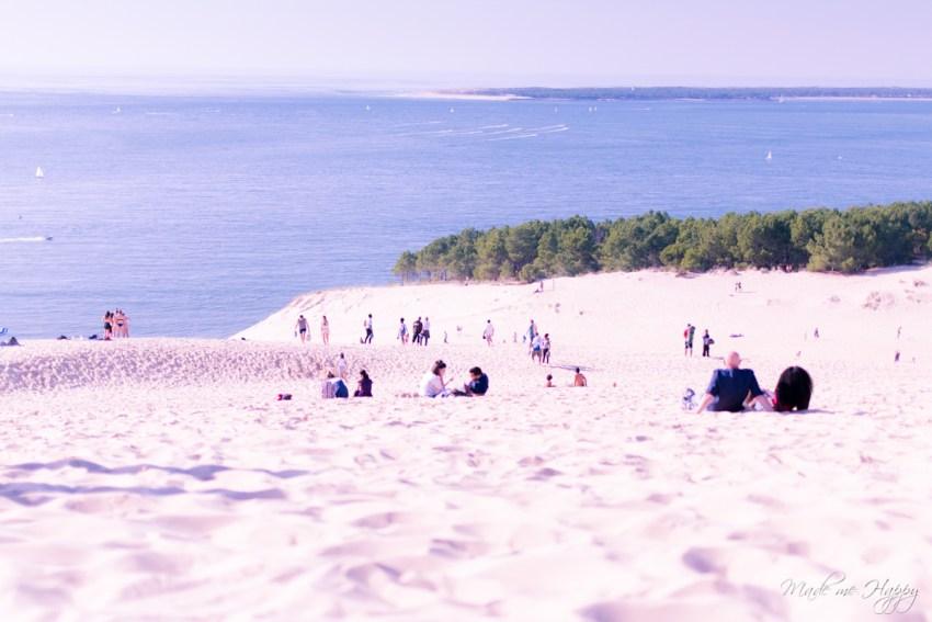 Dune du Pilat - Made Me Happy Blog Bassin d'Arcachon