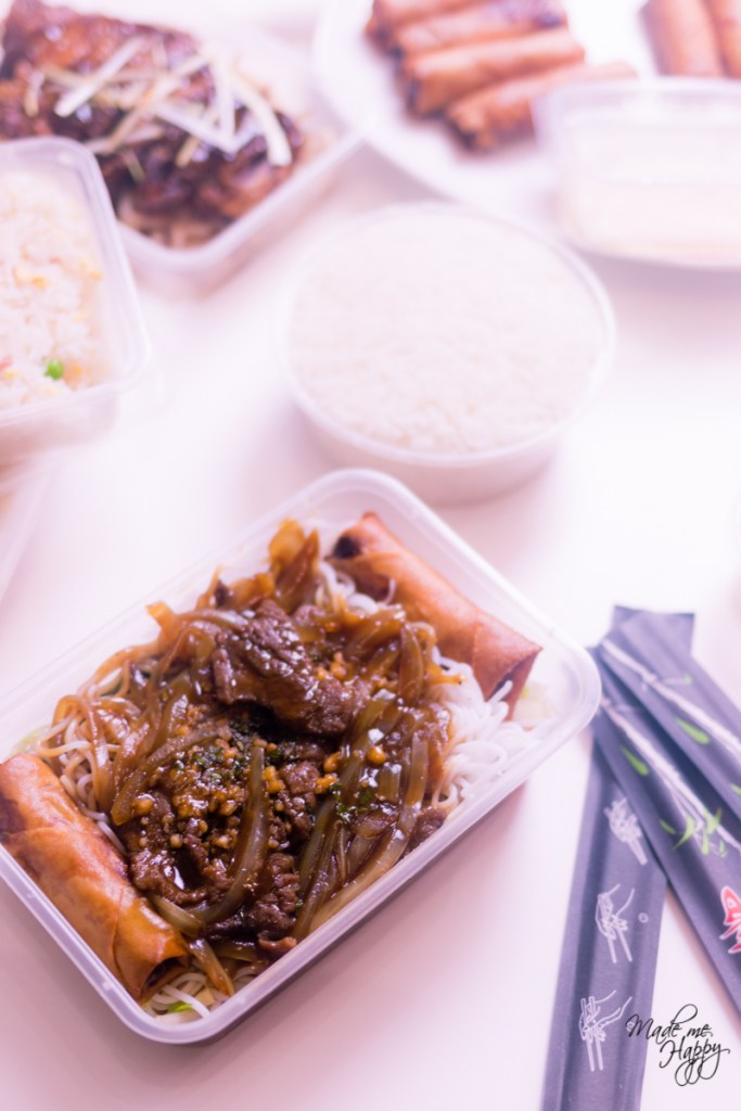 Panda express avec allo resto by just eat - Blog Made me Happy B