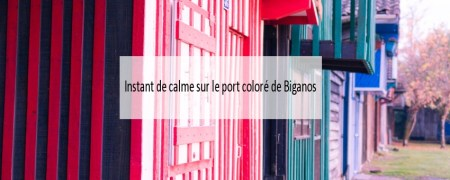 port coloré Biganos - Blog Made Me Happy Bassin arcachon (cover)