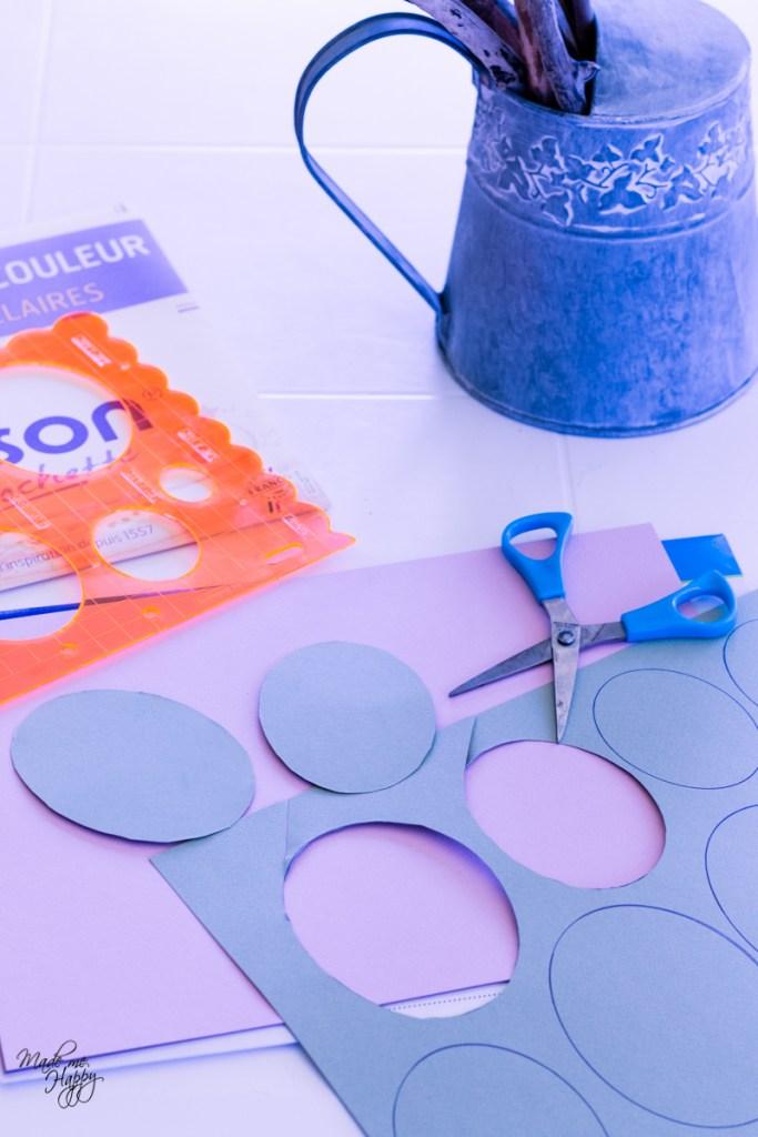 DIY Arbre de Pâques - Blog lifestyle bordeaux