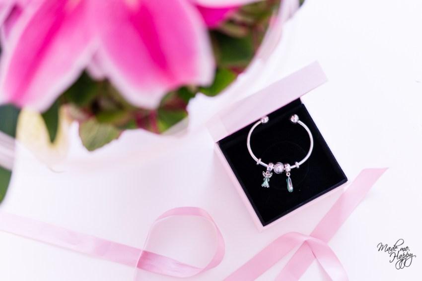 Bracelet Pandora - Cadeaux anniversaire - Blog lifestyle Bordeaux