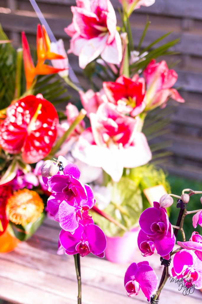 Fleurs - Cadeaux anniversaire - Blog lifestyle Bordeaux