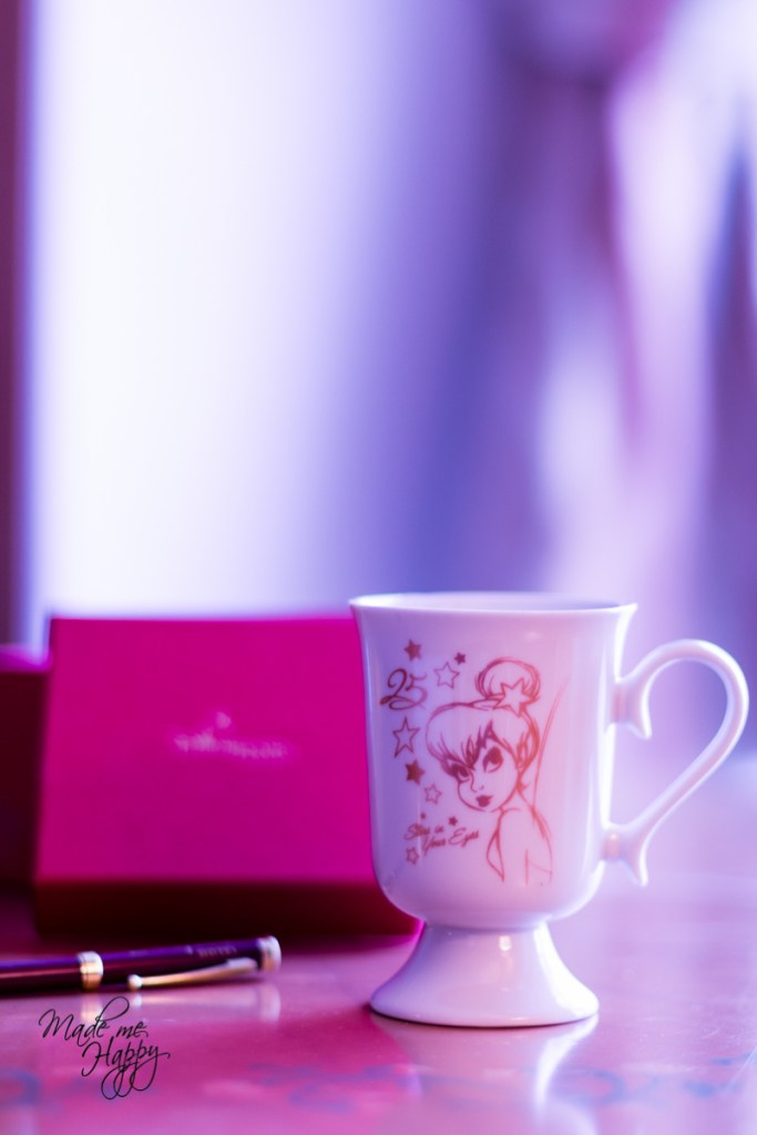 Tasse cadeau anniversaire - Disneyland Hotel - Blog lifestyle bo