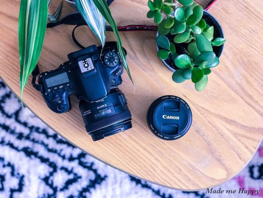 Canon 70D - Mon matériel photo - Blog lifestyle Bordeaux