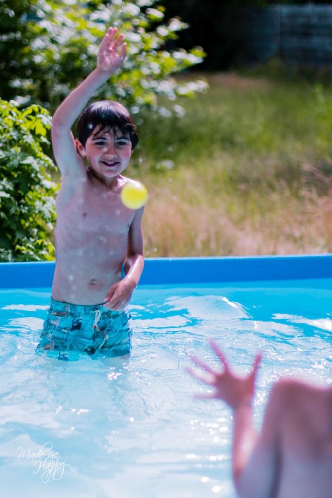 Family Time à la piscine - Blog Lifestyle Cap Ferret