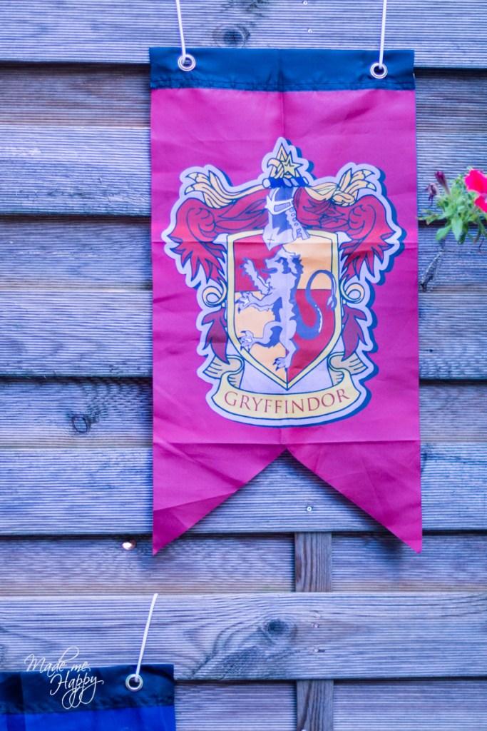 Décoration anniversaire Harry Potter - Blog lifestyle bordeaux