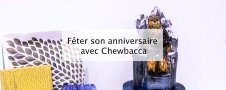 anniversaire chewbacca - blog famille bordeaux