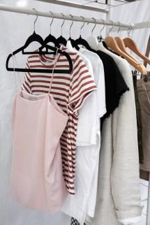 Summer 10x10 Capsule Wardrobe 2018 Mademoiselle
