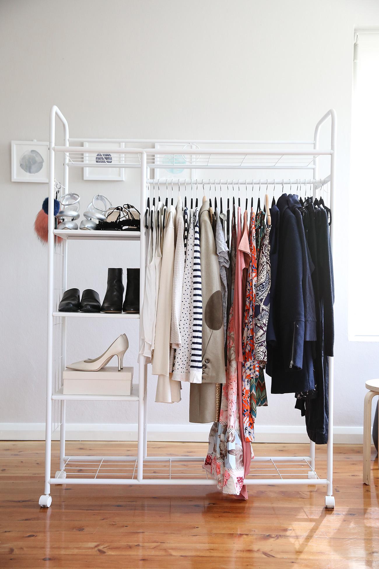 sweet minimalist declutter closet  Home Decor