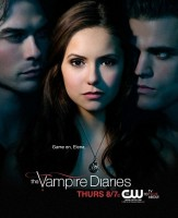 Affiche Série The Vampire Diaries