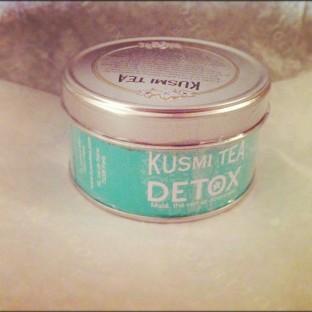 Bonus : Thé Detox Kusmi