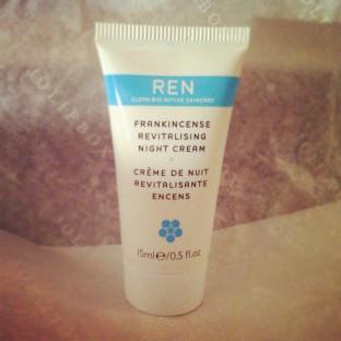 Crème revitalisante REN
